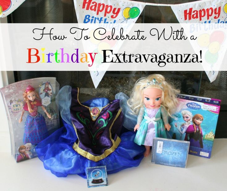 How To Celebrate a Birthday with a #FrozenFun Extravaganaza #shop #cbias