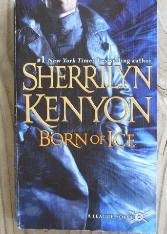 Born Of Ice A League Novel Book 3 Sherrilyn Kenyon Paranormal Romance  $3.00