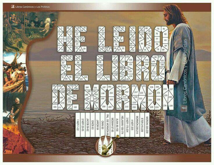 63 best Registro de lectura del Libro de Mormn images on