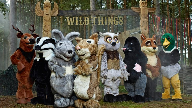 About The Show | Wild Things | Sky 1 HD | Sky.com