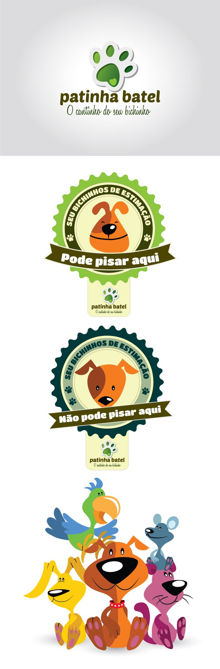 logo + adesivos || 2013 • Curitiba/PR [ilustração: Rene Júnior]