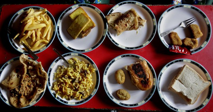 Pakistan | Here's What 13 Different School Lunches From All Over The World Look Like