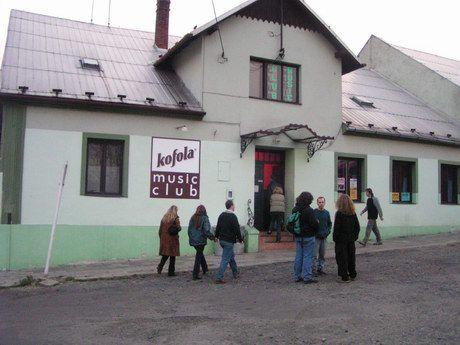 Kofola Music club