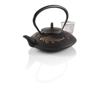 17 best images about tea coffee on pinterest tibet tea service and ware - Elephant cast iron teapot ...