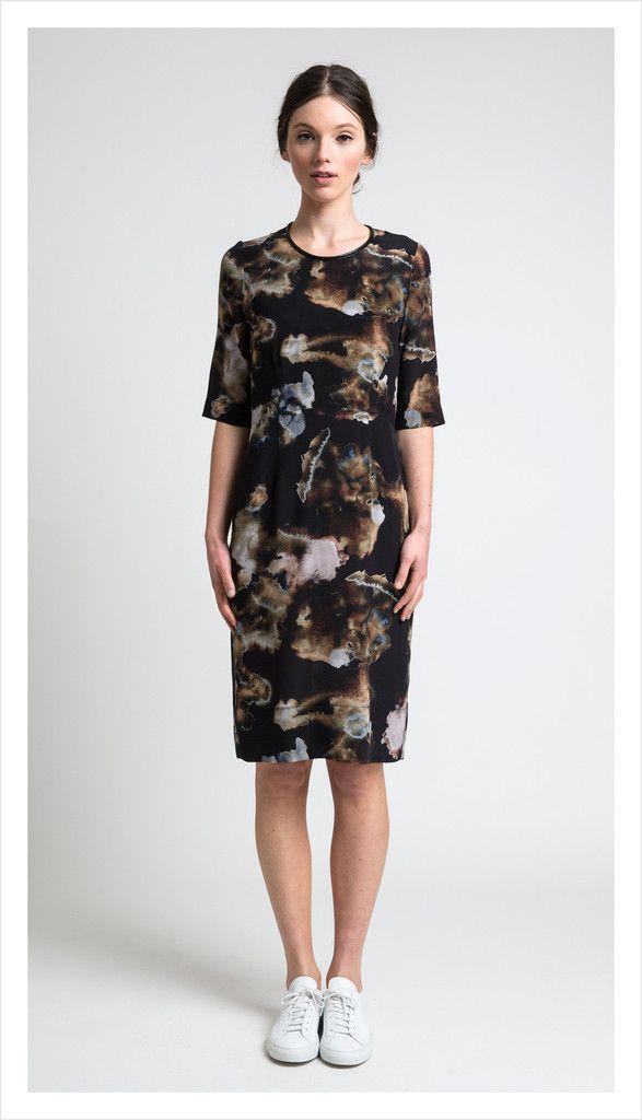 natalie tunic, liquid stone | juliette hogan