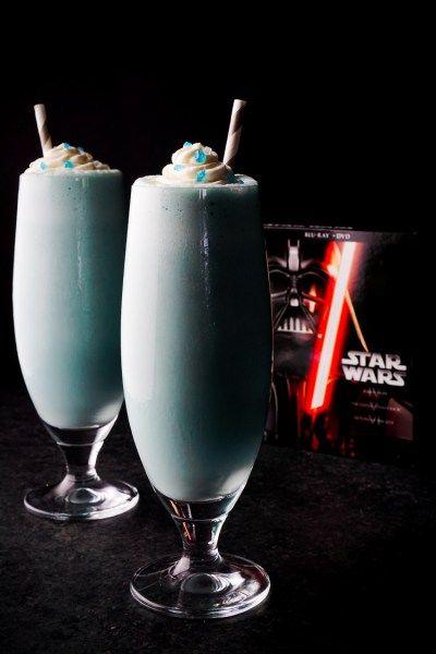 Star Wars Синие Молочные коктейли