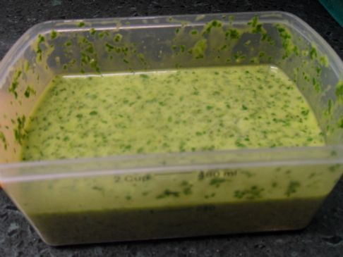 homemade Salad Dressing | ... healthy cooking class we made this homemade salad dressing for