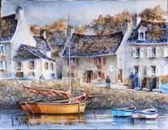"""Résultat de recherche d'images pour """"aquarelle morinay bernard"""""""
