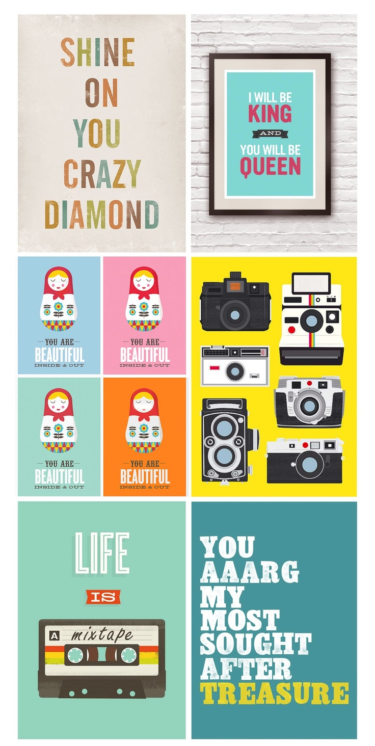 Sparkly King & Queen: King Queen, Picture-Black Posters, Posters Prints, Typography Posters, Posters En, Quotes Posters, Cute Posters, Awesome Posters