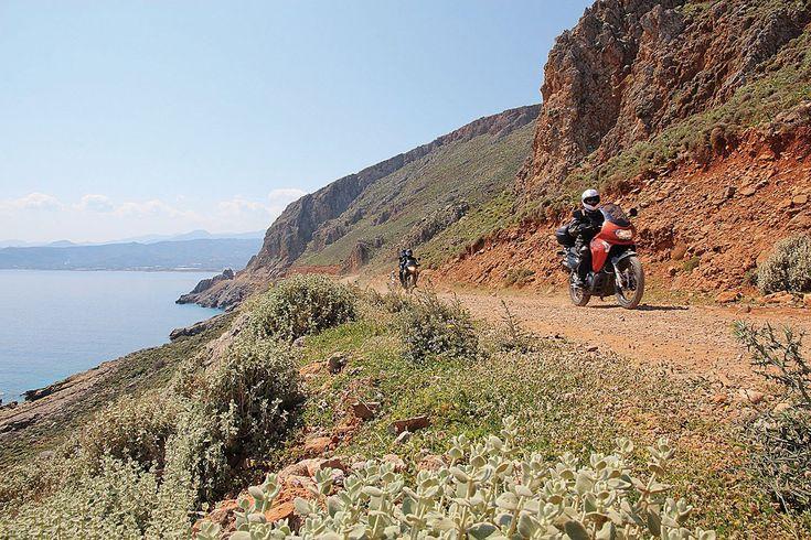 Kreta: Insel des Zeus · Motorrad.net ist das Portal der Zeitschrift MOTORRAD NEWS