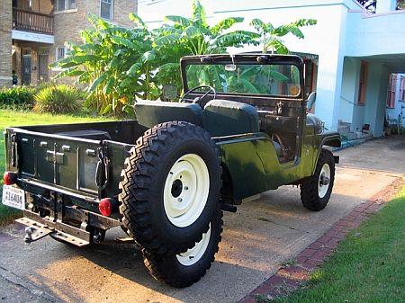 1966 kaiser jeep cj 6 jeep pinterest jeep cj jeeps for Garage jeep villeneuve d ascq