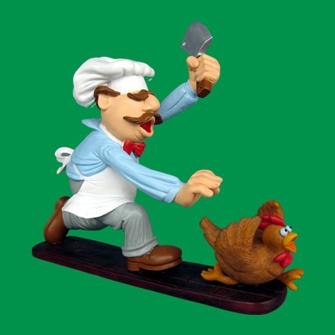 Swedish Chef/Cocinero Sueco