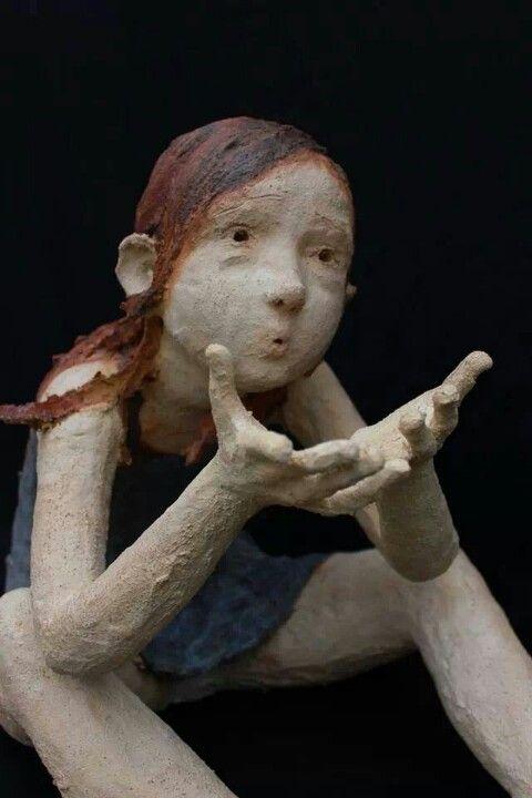 Jurga sculpture