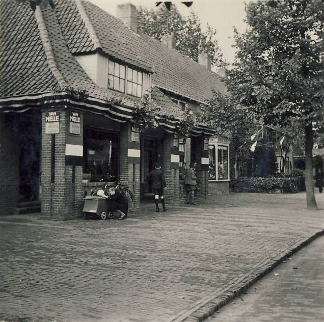 Dreef 1936