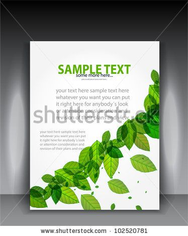 23 Best Trees Images On Pinterest Brochure Template Brochures And