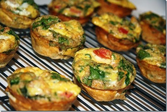 GET FIT STAY FIT: Muffinki jajeczne