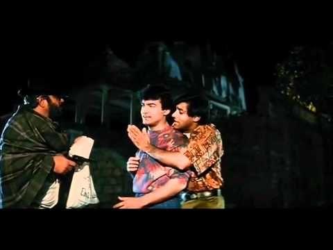 Andaz Apna Apna - Best scene - YouTube
