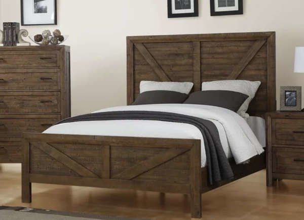 10 Five Star Bed Frames That Fit Any Budget Affordable Bed Frames Affordable Bedding Solid Wood Bed Frame
