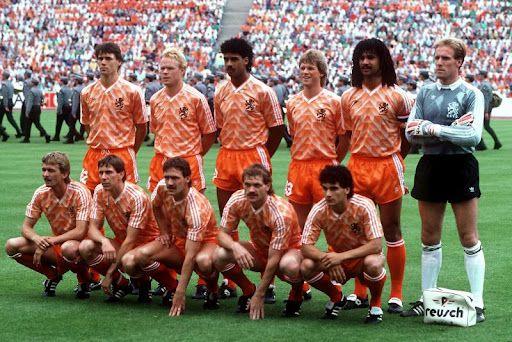 Europameister 1988 - Holland