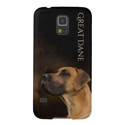 Great Dane Samsung Galaxy Phone Case  $25.50  by PetsCreative  - cyo customize personalize unique diy idea