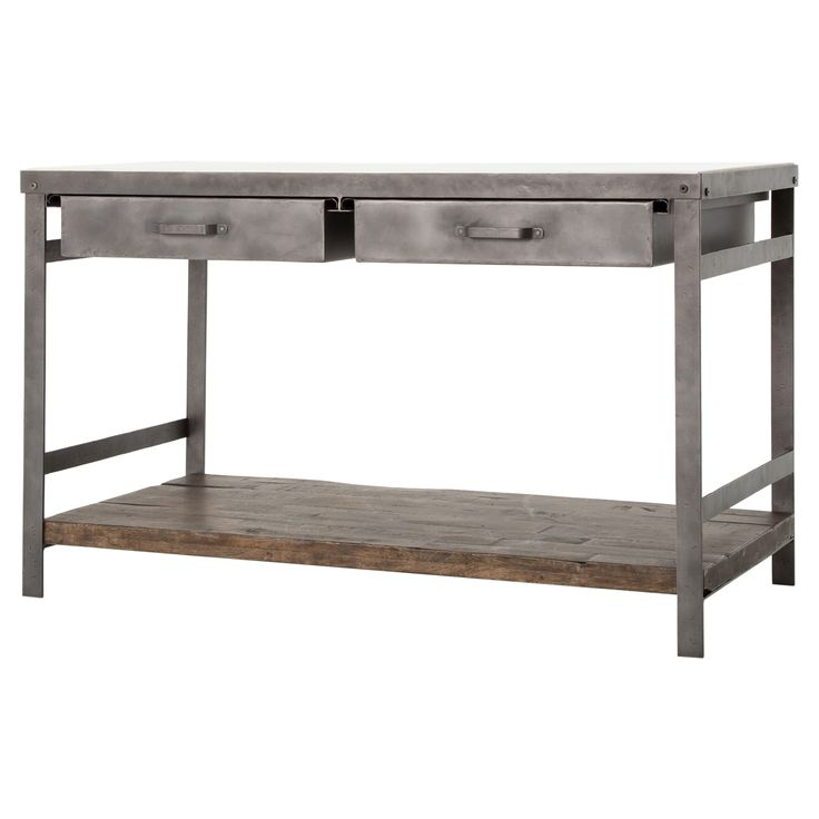 Industrial Meets Rustic In This Kitchen: 25+ Best Ideas About Rustic Utility Carts On Pinterest