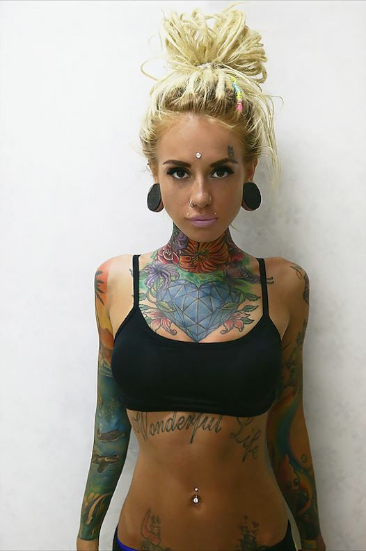 Bantikboy like pinterest for Nude tattooed chicks