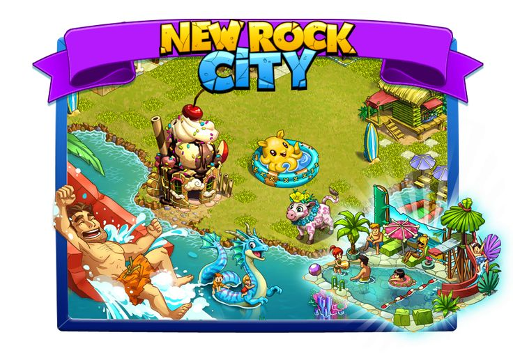 New Rock City - First Day of Summer