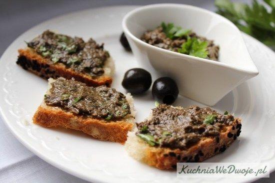 102 Pasta zczarnych oliwek [KuchniaWeDwoje.pl]