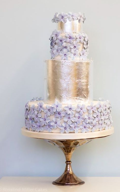 Featured Cake: Rosalind Miller Cakes; Wedding cake idea.