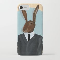 David Lynch | Rabbit iPhone 8 Slim Case