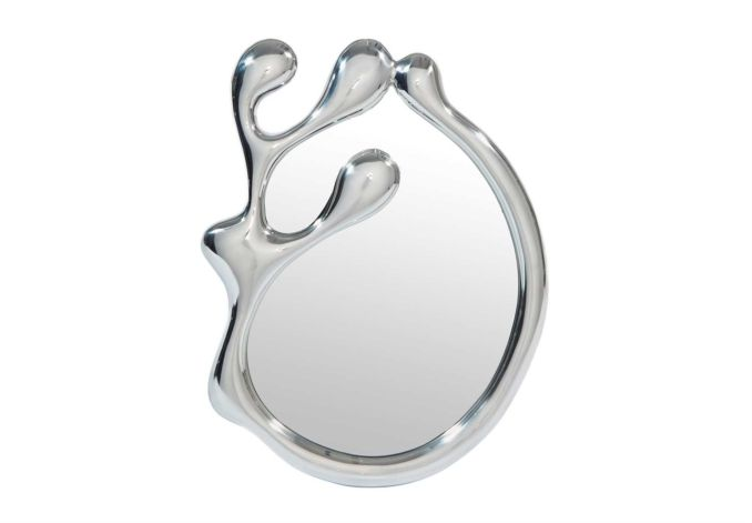 Mercury mirror - Mirrors - Living Room Storage | Bookcases | Furniture Village