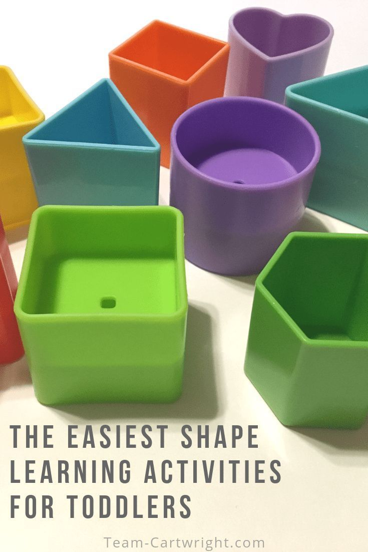 Why Teach Shapes? Why It Matters and Easy Learning Activities (Plus Printables!)