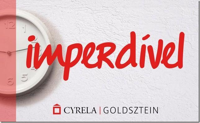 RS Notícias: Imperdível - Cyrela Goldsztein