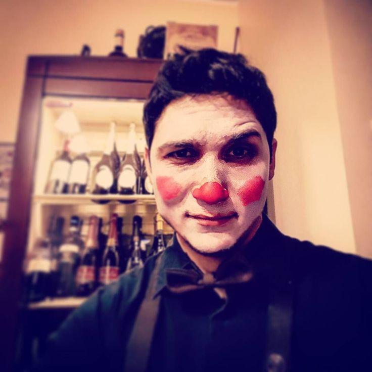 #carnival at @CascinaleNoci  #clown  #happysaturday