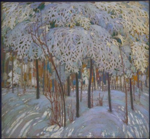 Tom Thomson, Snow in October, 1916-1917