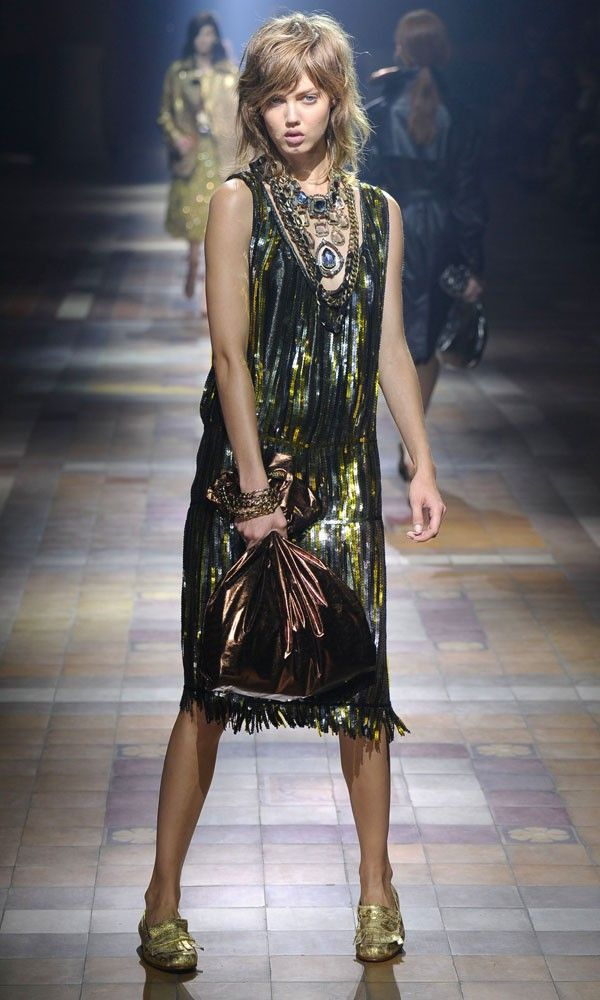 Lanvin SS14 - Paris Fashion Week Spring Sumer 2014   InStyle UK
