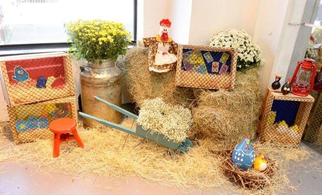A festa Galinha Pintadinha contou com doces decorados de dar água na boca.