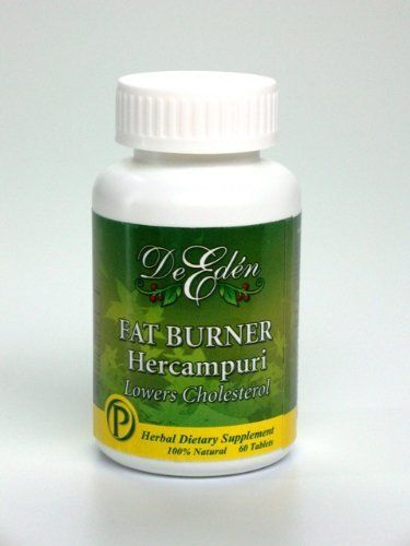 Hercampuri Fat Burner Tablets 60ct by DE EDEN. $24.99. Fat burner tablets 60tables 300mg
