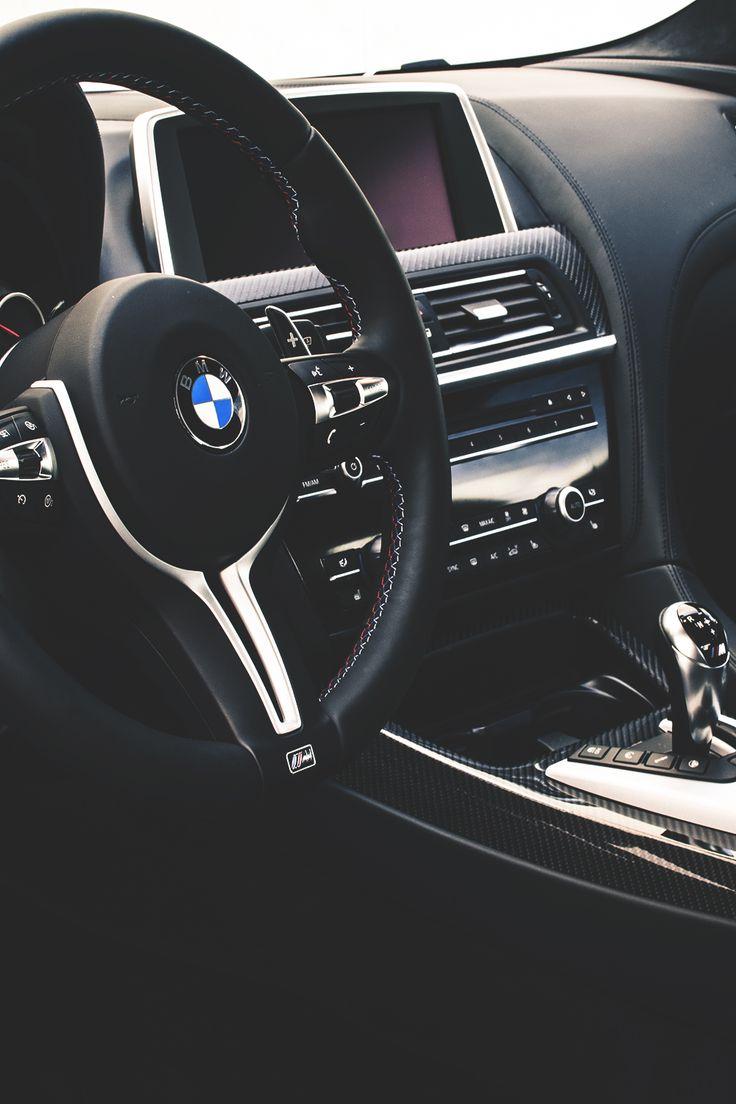 envyavenue: BMW M6 Interior | Photographer