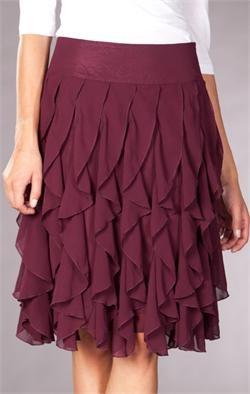Down East Basics: Apparel Skirts, Church Dresses, Style, Cascading Ruffles, Dresses Ideas, Downeast Cascading, Cascading Skirt, Downeast Ruffle, Collection Pattern