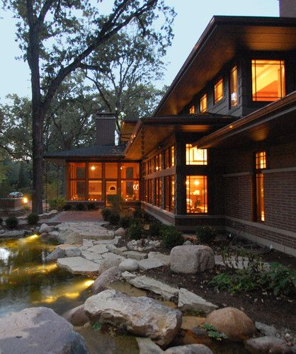 Best 25 Modern Houses Ideas On Pinterest: 25+ Best Ideas About Prairie Style Houses On Pinterest