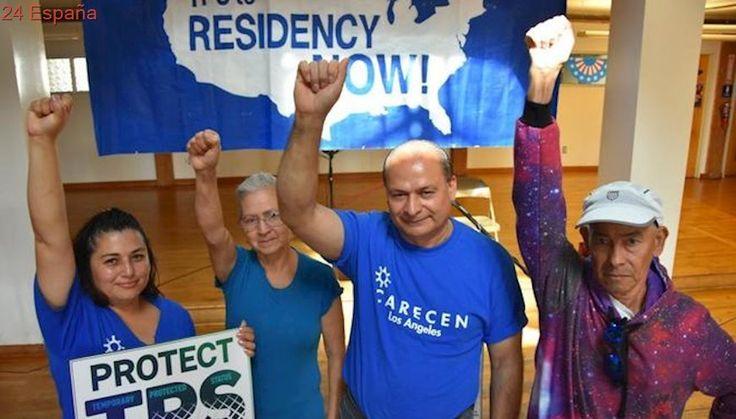 Estados Unidos deja en el limbo a más de 5.000 inmigrantes nicaragüenses