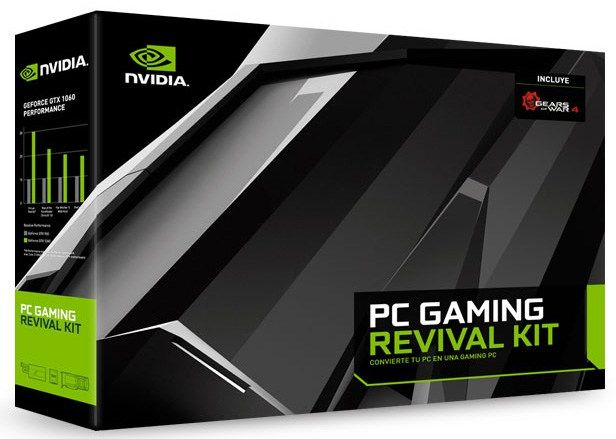Nvidia's PC Gaming Revival Kit is a huge upgrade in a box