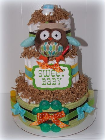 Unique diaper cake ideas for all types | Baby Shower Decoration Ideas, 348x464 in 315.5KB