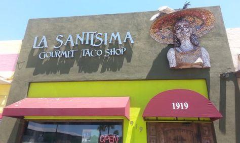 Visit La Santisima for the best tacos in AZ @ 1919 N. 16th Street in Phoenix.