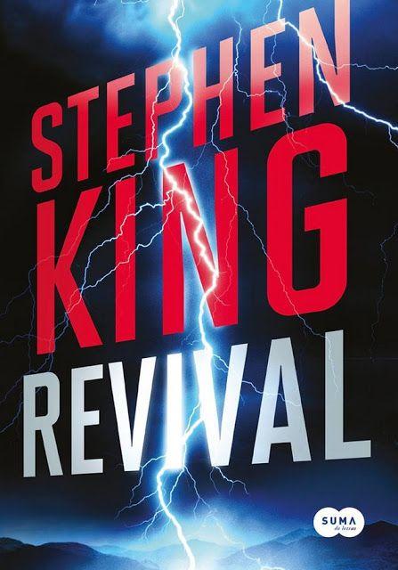 """ASuma de Letras divulgou nas redes sociais a capa da nova obra de Stephen King, Revival, comprevisão de lançamento para outubro. Confira capa e Sinopse: """"Em uma pequena cidade na Nova Inglaterra,..."""