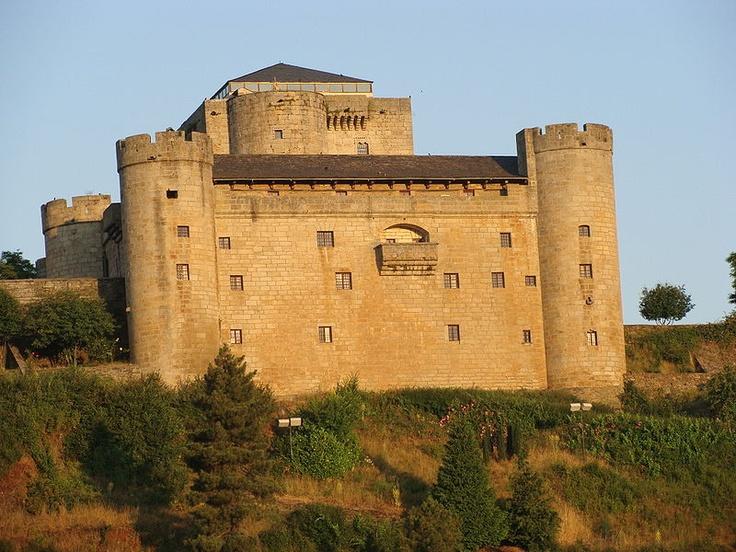 Castle of Puebla de Sanabria (Zamora, Spain)