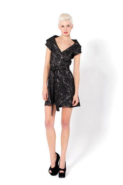 Baroque Dress, $300AUD.