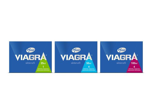 Pfizer Viagra on Packaging of the World - Creative Package Design Gallery