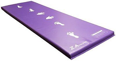 Equipment 79793: New Z Athletic Purple Childrens Gymnastics Cartwheel Beam Training Mat -> BUY IT NOW ONLY: $72.26 on eBay!